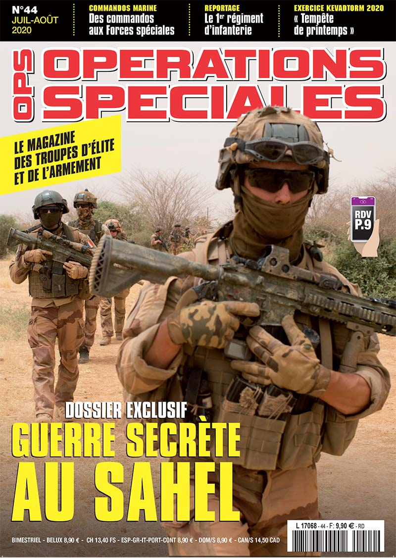 OPERATIONS SPECIALES N°44 - JUILLET AOUT 2020