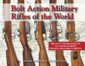 BOLT ACTION MILITARY RIFLES