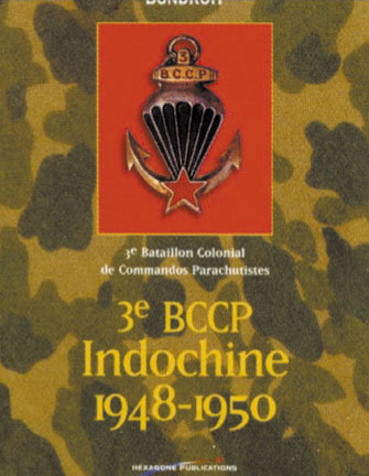 3àˆME BCCP - INDOCHINE 1948/1950