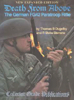 DEATH FROM ABOVE-THE GERMAN FG42 PARATROOP RIFLE