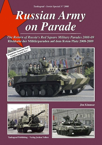 RUSSIAN ARMY ON PARADE