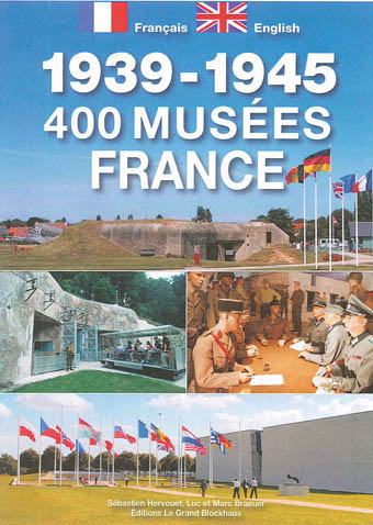1939-1945 400 MUSEES FRANCE