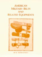 American military belts and related