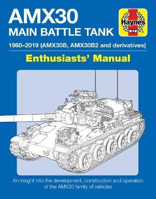 AMX30 MAIN BATTLE TANK MANUAL : THE AMX30 FAMILY OF VEHICLES, 19