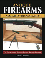ANTIQUE FIREARMS ASSEMBLY / DISASSEMBLY
