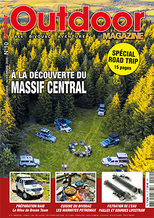 OUTDOOR 4X4 N°10 OCTOBRE NOVEMBRE 2020