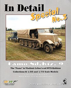 FAMO Sd. Kfz. 9 in detail Special N°5