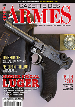GAZETTE DES ARMES N°534 - OCTOBRE 2020