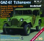 Gaz 67 Tchapayev in detail