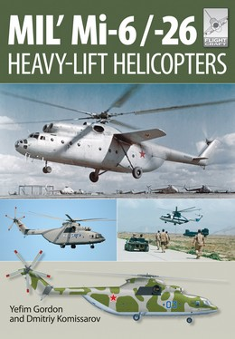 MI-6 HEAVY LIFT HELICOPTERS