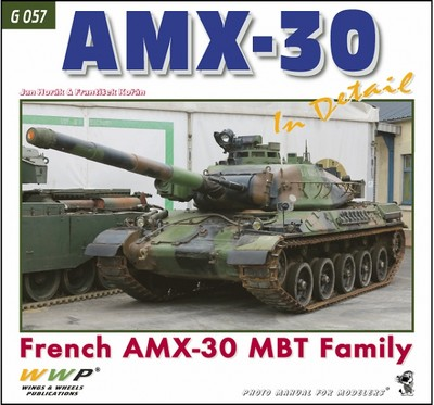 AMX 30 MTB FAMILY IN DETAIL