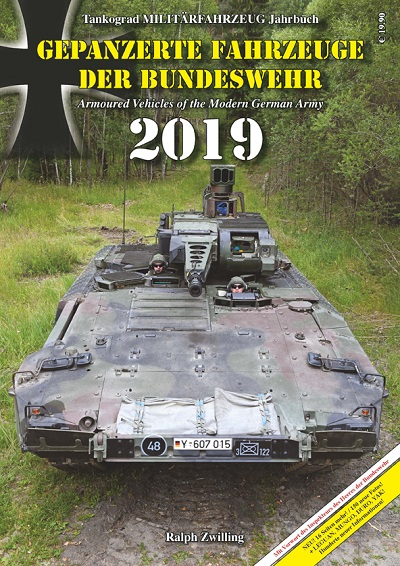 ARMOURED VEHICULES OF THE MODERN GERMAN ARMY 2019