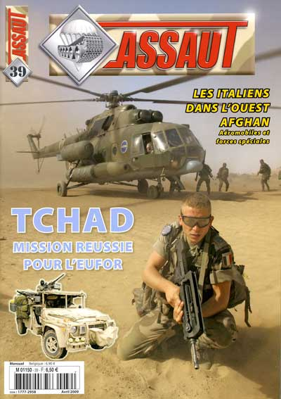 ASSAUT N°39 AVRIL 2009