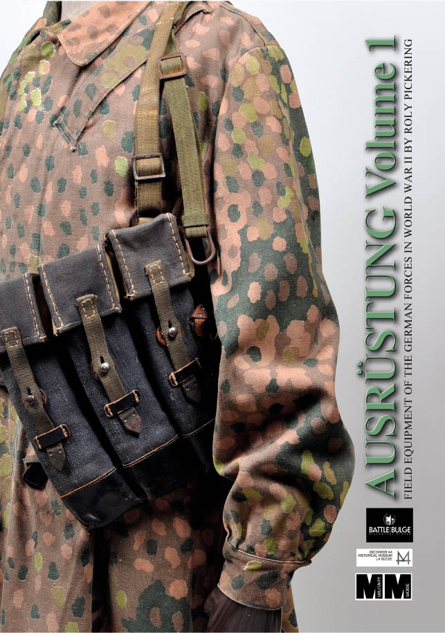 AUSRUSTUNG FIELD EQUIPMENT OF GERMAN FORCES IN WWII - VOL 1