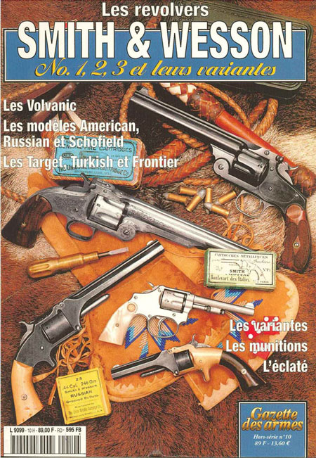 HS GDA N° 10 - LES REVOLVERS SMITH ET WESSON