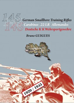 145 GERMAN SMALLBORE TRAINING RIFLES  1920-1945<BR> <BR>  LES CARABINES .22 LR ALLEMANDES 1920-1945
