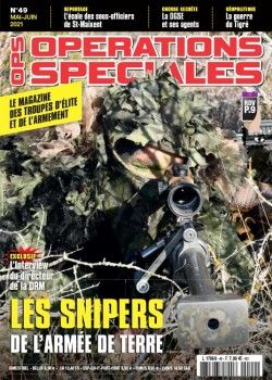 OPERATIONS SPECIALES N°49 - MAI JUIN 2021