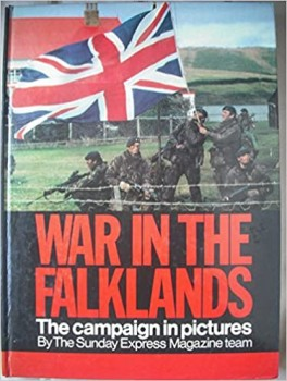 WAR IN THE FALKLANDS - THE CAMPAIGN IN PICTURES
