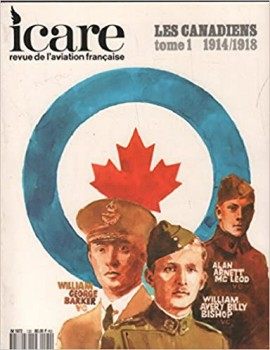 ICARE N°120 - LES CANADIENS TOME 1 1914/1918