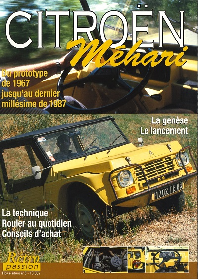 HS RETRO PASSION 5 CITROEN MEHARI