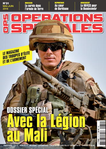 OPERATIONS SPECIALES N°31 Mai Juin 2018
