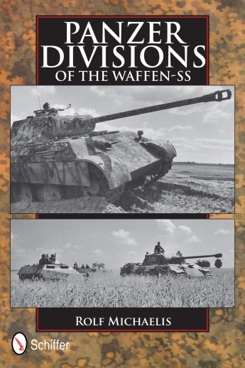 PANZER DIVISIONS OF THE WAFFEN SS
