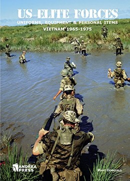 US ELITE FORCES UNIFORMS EQUIPMENT VIETNAM 1965 1975
